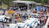Metro Kazasındaki Yaralı Sayısı 300'e Yaklaştı