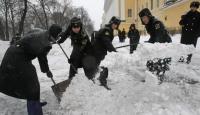 Rusya'ya Erken Kar Baskını