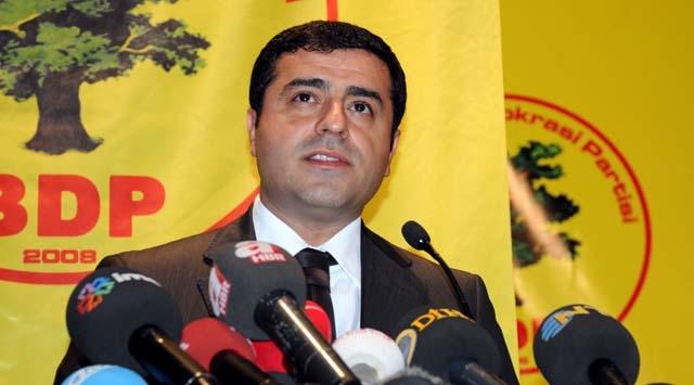 BDP Meclise Gitme Kararı Aldı