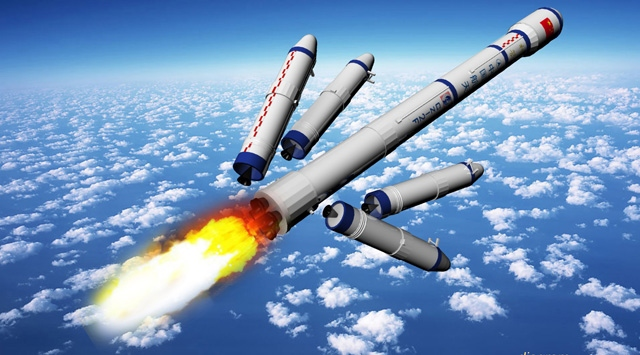 Çin Uzay Yarışında 3. Sırada