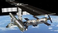 Uzay İstasyonu'nda Görev Değişimi