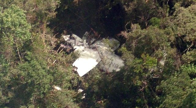 Polonyada Uçak Düştü