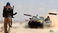 Libya'da Bu Kez Rakipler Çatışıyor