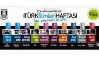 Bodrum'da Türk Filmleri Haftası