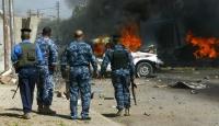 Irak'ta Havan Topu Saldırısı