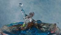 Suyun dijital sanatla buluşması...