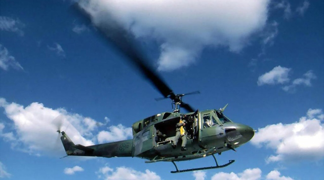 """""""Helikopter Düştü"""" İhbarı Asılsız Çıktı"""