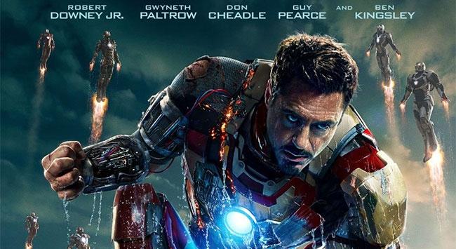 Iron Man 3 rekora koşuyor