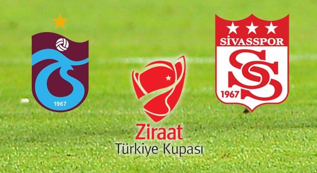 Trabzonspor kupada final peşinde