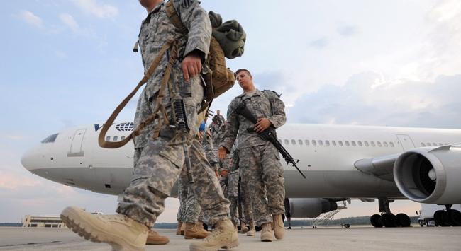 ABD ordusu tacizden dert yanıyor