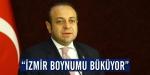 İzmir boynumu büküyor
