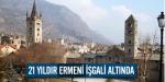 Şuşa, 21 yıldır Ermeni işgali altında