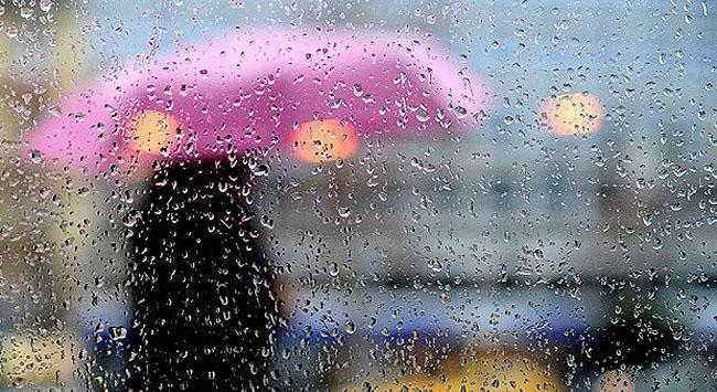 Valilikten kuvvetli yağış uyarısı