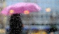 5 İlimiz için dolu ve sağanak yağış uyarısı