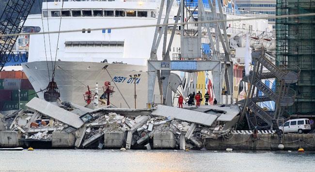 İtalyada feci gemi kazası
