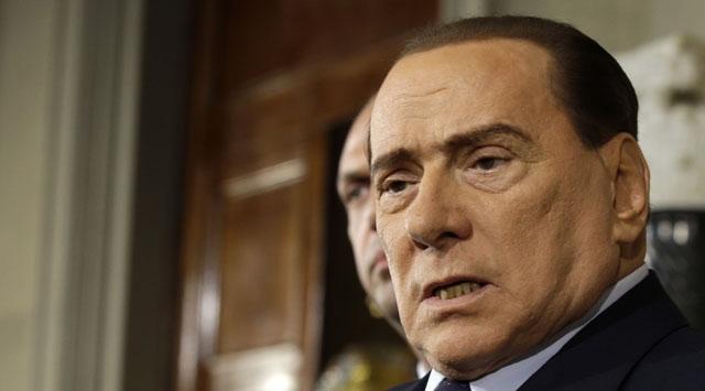Berlusconinin hapis cezası onandı