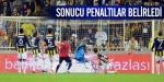 Fenerbahçe final biletini kaptı