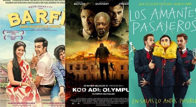 Bu hafta 9 yeni film vizyona girecek