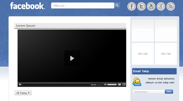 Facebooka otomatik açılan reklamlar geliyor