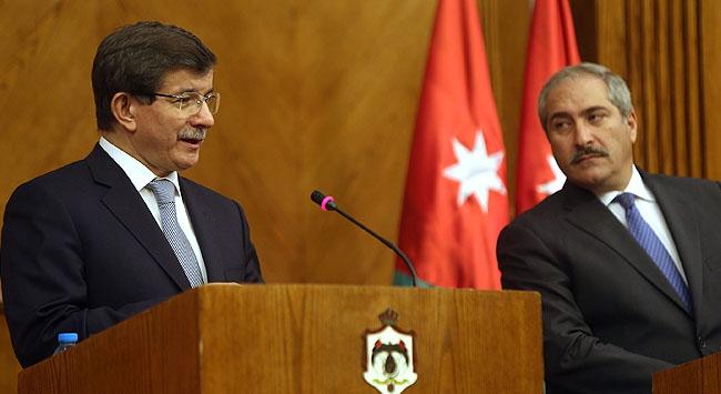 Türkiye ve Ürdünden ortak tutum