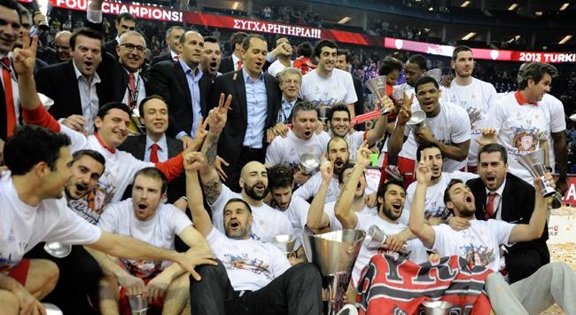 Avrupanın en büyüğü Olympiakos