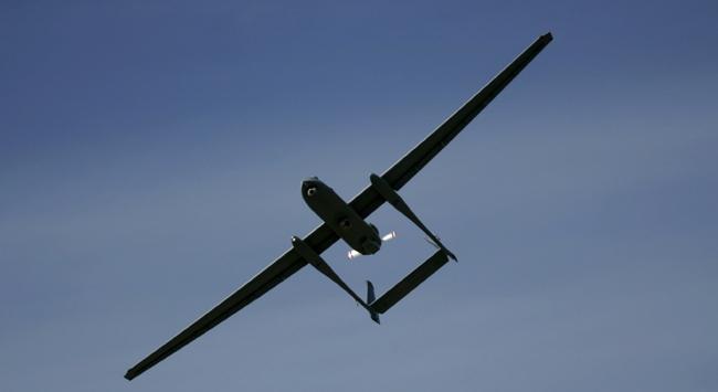 İsrailin keşif uçağı düşürüldü iddiası