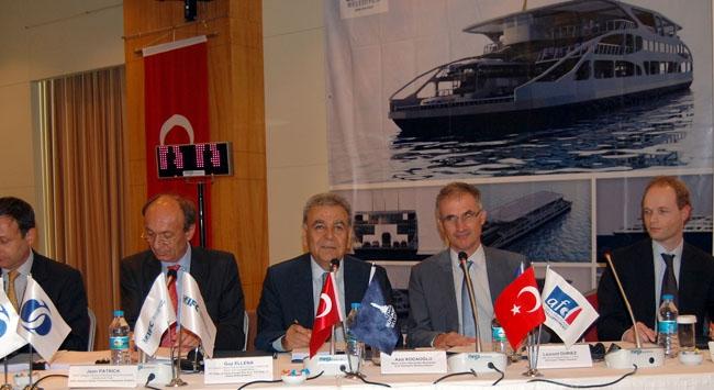 İzmire yeni deniz filosu
