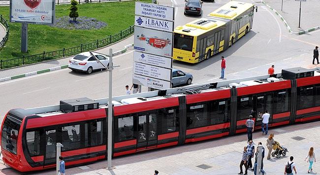 İlk yerli tramvayımız görücüye çıktı