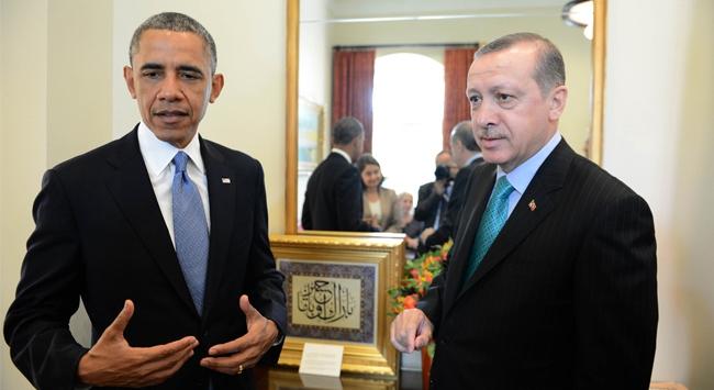 Erdoğandan Obamaya sürpriz hediye