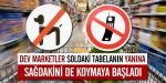 Marketler akıllı telefonlari yasaklıyor