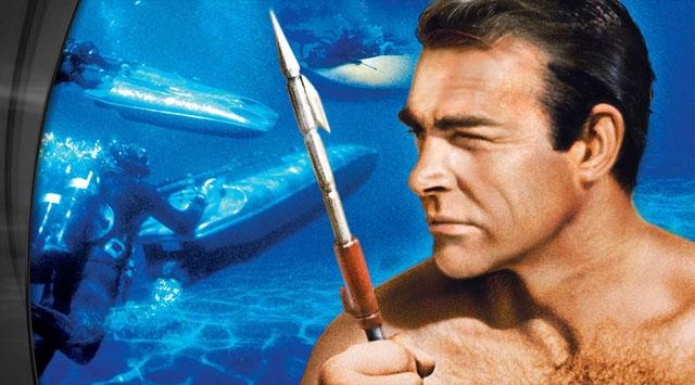 James Bondun kayıp saati bulundu