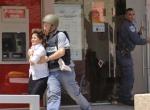 İsrailde kanlı banka soygunu girişimi...