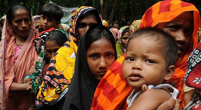 Myanmarda hastalık riski