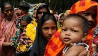 """Aktivistlerden """"Myanmar'daki soykırım"""" için adalet çağrısı"""