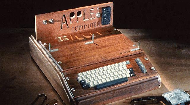 Apple 1e yarım milyon avro