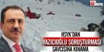 Yazıcıoğlu soruşturması savcısına kınama