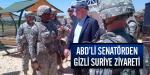ABDli Senatörden sürpriz Suriye ziyareti