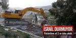 İsrail, Filistinlilerin evini yıkmaya devam ediyor