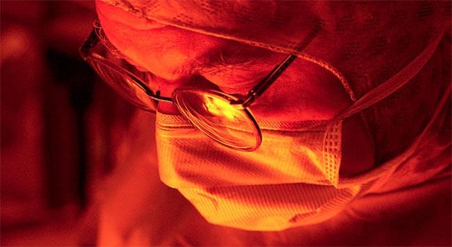 Mandallama yolu ile kalp ameliyatı