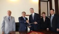 Marmara, Georgia State Üniversitesi ile işbirliği protokolü imzaladı