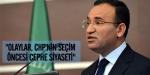 """""""Olaylar, CHPnin seçim öncesi cephe siyaseti"""""""