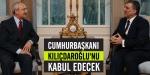 Gül-Kılıçdaroğlu görüşmesi başladı