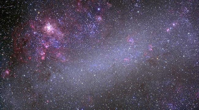 Bu defa Uzaydaki radyo dalgasýnýn kaynaðý bulundu