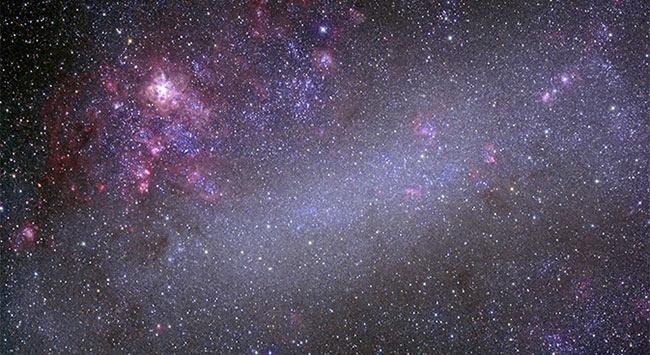 Karanlık madde aydınlanıyor