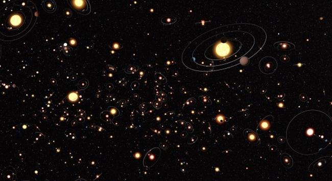 Gök bilimciler, önceden hiç gözlenmeyen astronomik bir nesne keşfetti