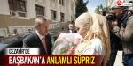 Cezayirde Başbakana anlamlı sürpriz