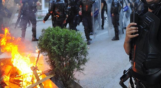 Gezi Parkının Ağaçlarını Kim Suluyor?