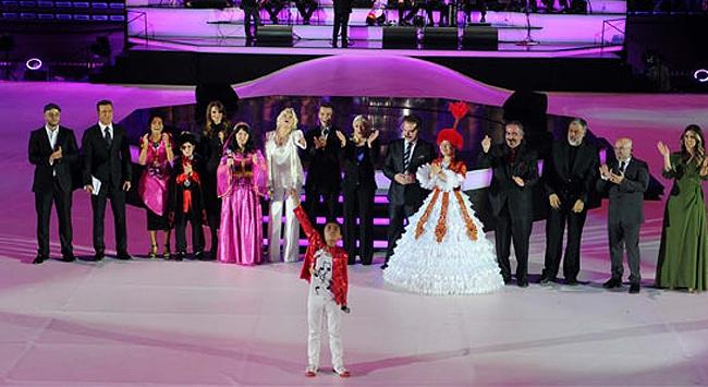 11. Türkçe Olimpiyatlarının Kapanış Töreni yapılacak