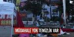Gezi Parkına müdahale yok
