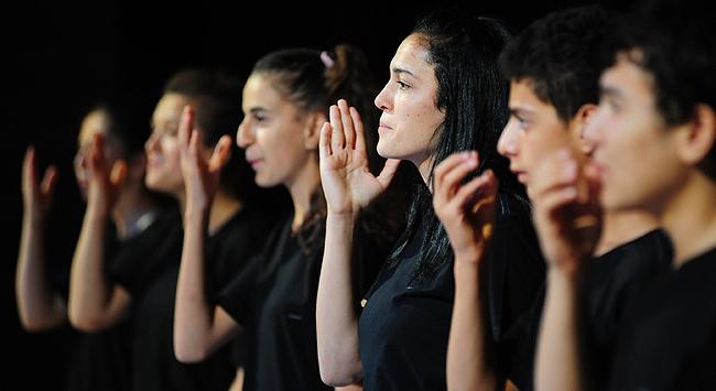 Antalyada sıra dışı bir konser
